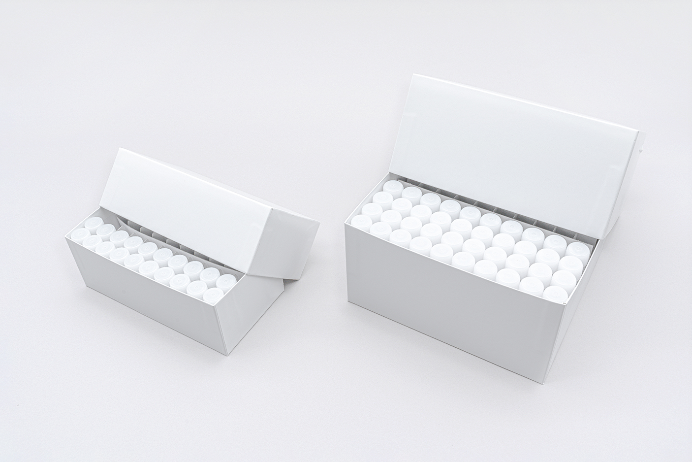 凍結用 保存用 スクリューキャップ -80℃ 紙製 箱