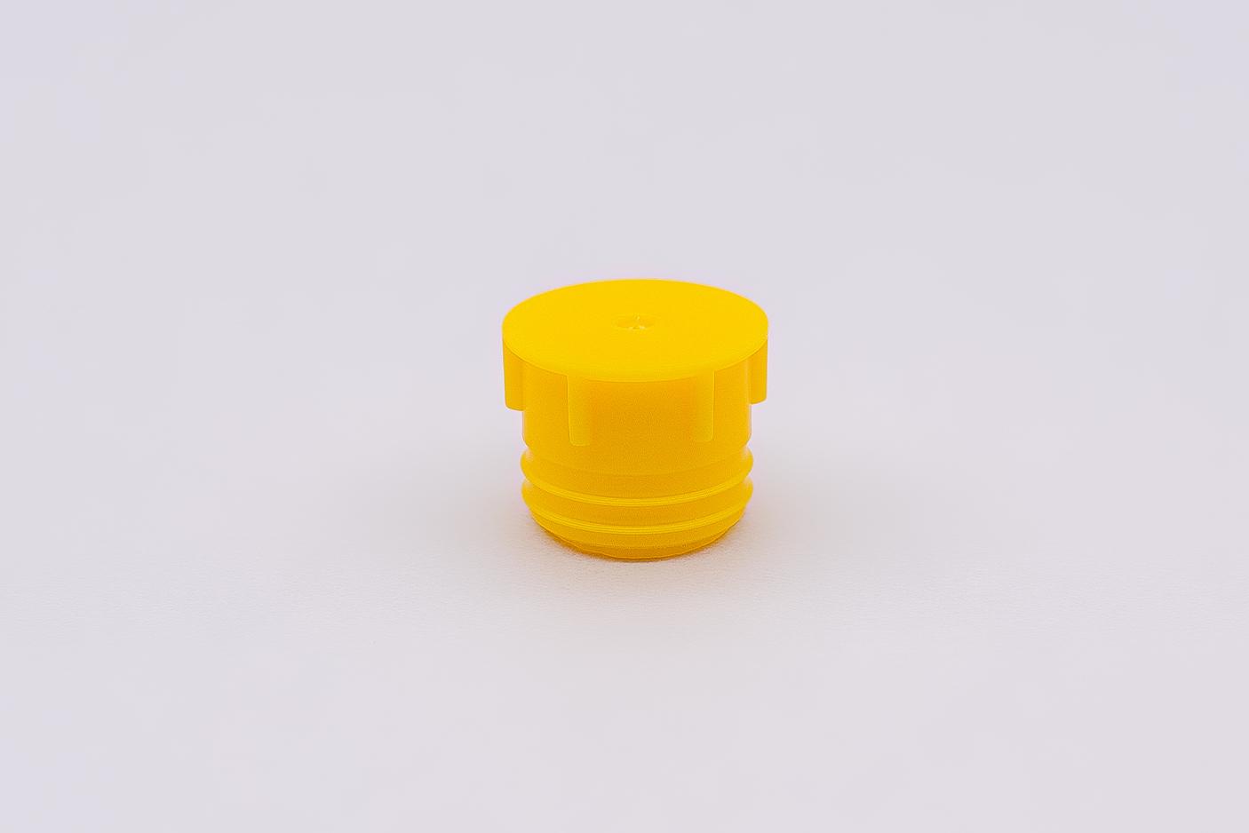 キャップ 再栓 プラスチック 試験管用 採血管用 スピッツ用