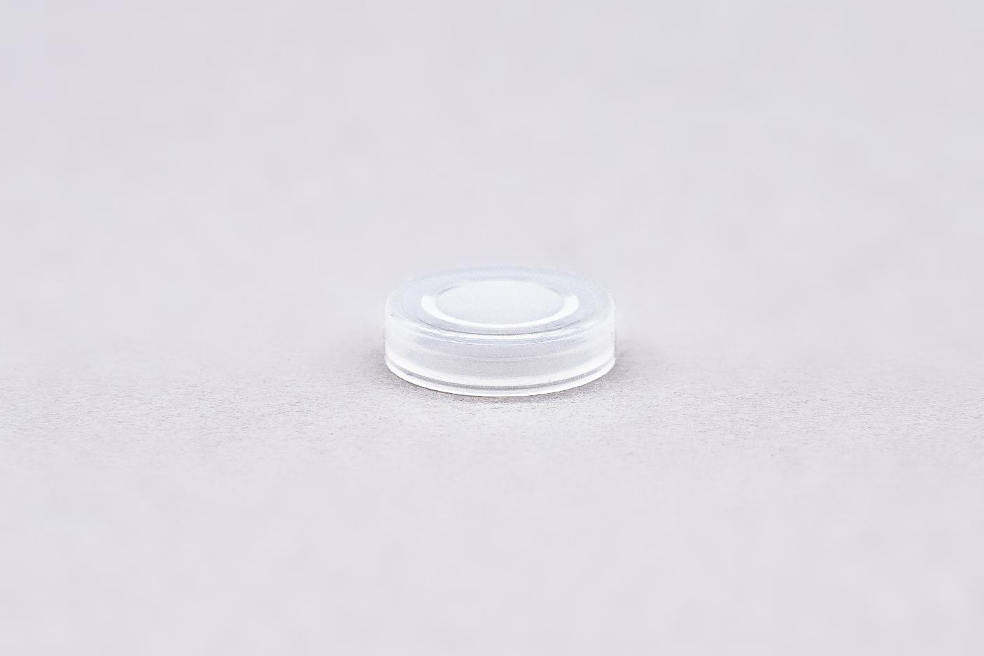 キャップ 再栓 プラスチック サンプルカップ用